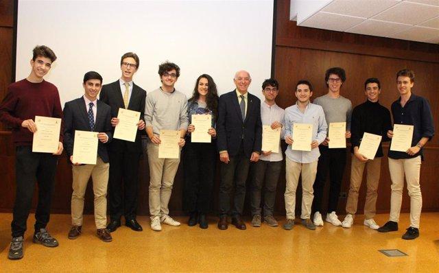 Entrega premios ETSI