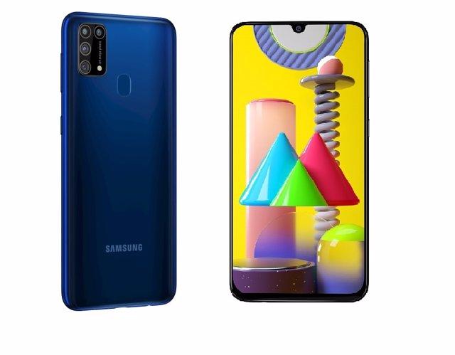 Samsung Galaxy M31.