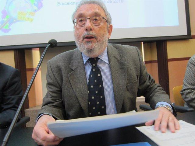 Joan Guix, secretari de Salut Pública de la Generalitat