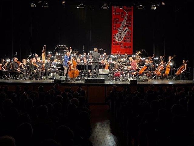 Actividad del Jazz Palma Festival.