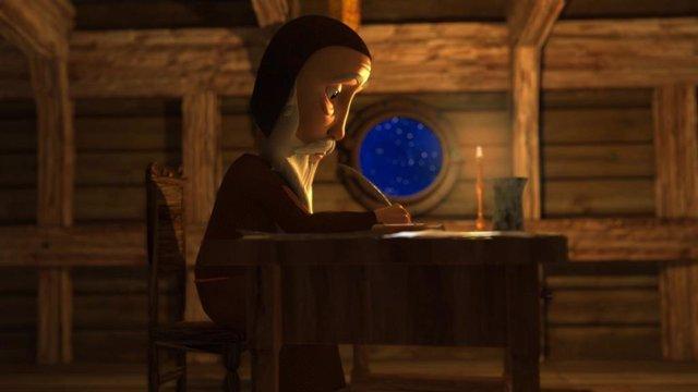 La nueva serie infantil de animación sobre Ramon Llull Ramon Llull