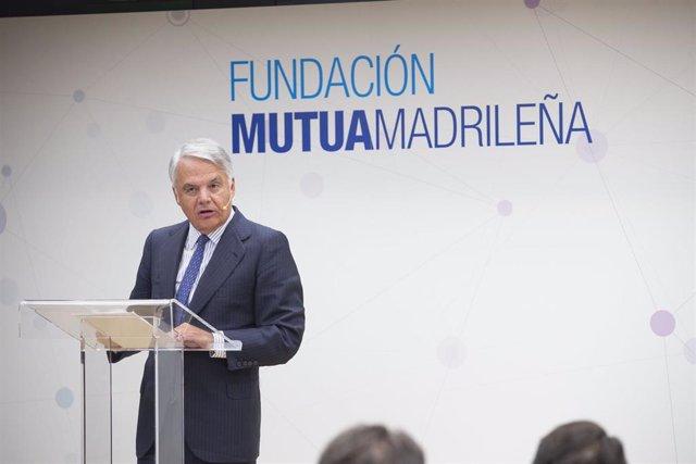 Ignacio Garralda presidente de la Fundación Mutua