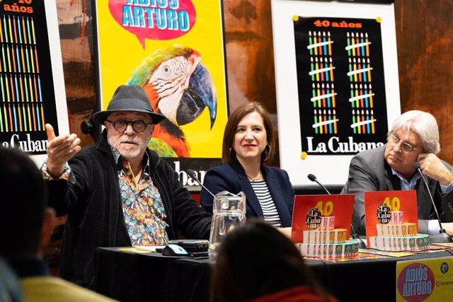 """La Cubana regresa al teatro Principal con el espectáculo """"Adiós Arturo"""" en su XL aniversario"""
