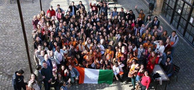 Alumnos Erasmus de la UCA