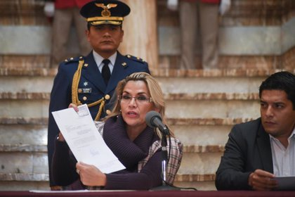 """Bolivia.- Áñez asegura que """"no se admitirán más asentamientos ilegales"""" ante la emergencia por las inundaciones"""