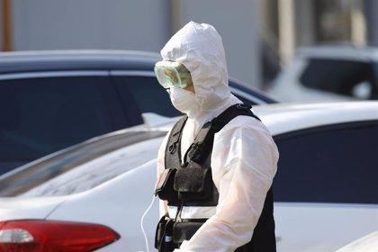 Coronavirus.- Corea del Sur informa de once víctimas mortales por el coronavirus y 1.146 casos en total