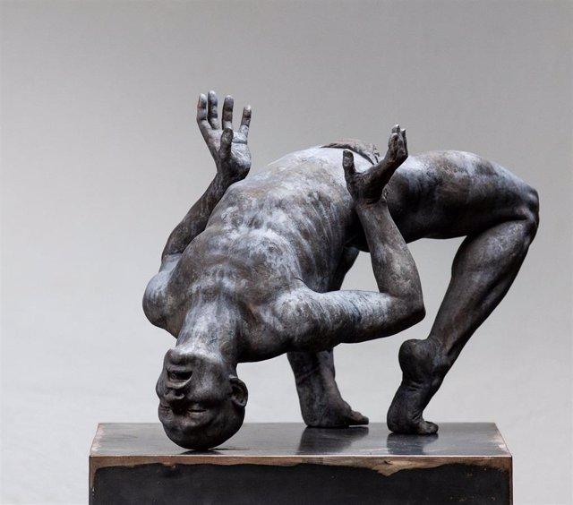 Escultura 'Revive', del dúo de escultores Coderch Malavia (Joan Coderch y Javier Malavia)