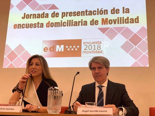 Presentación de la Encuesta Domiciliaria de Movilidad 2018