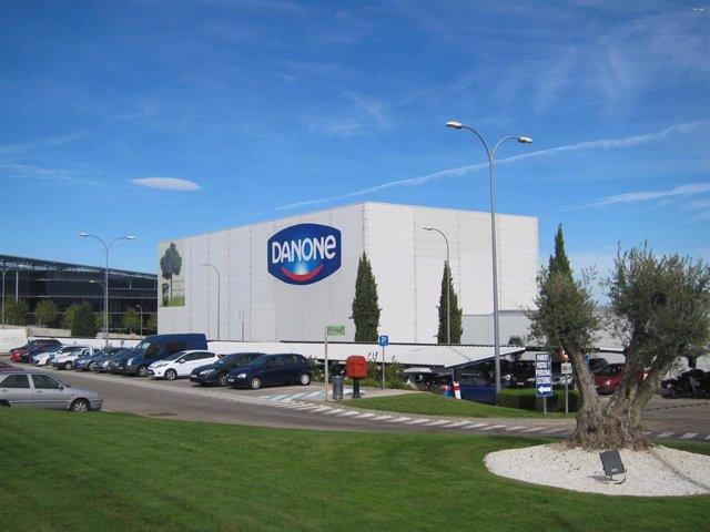 Fábrica De Danone En Madrid