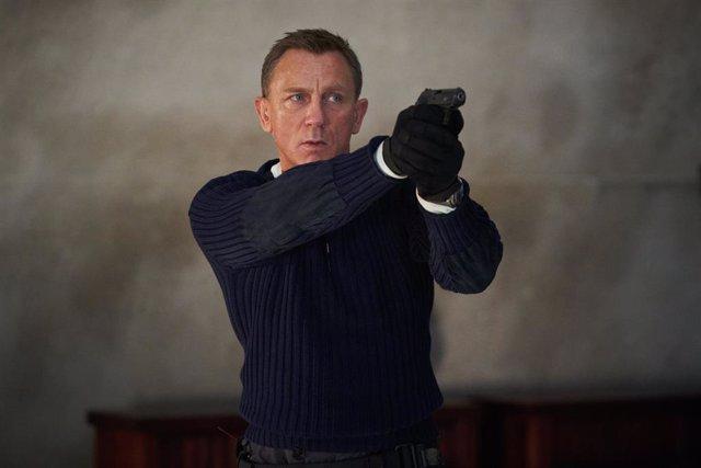 Daniel Craig en Sin tiempo para morir