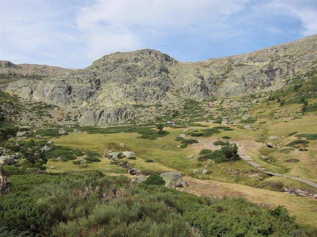 Parque Nacional. Sierra de Guadarrama. Organismo Autónomo Parques Nacionales.