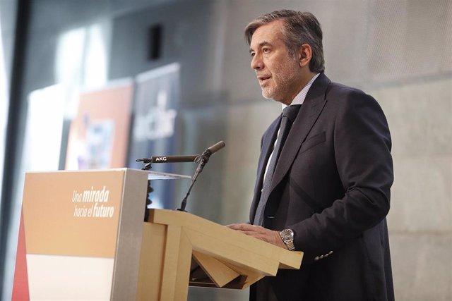 Imagen de recurso del consejero de Justicia, Interior y Víctimas de la Comunidad de Madrid, Enrique López.