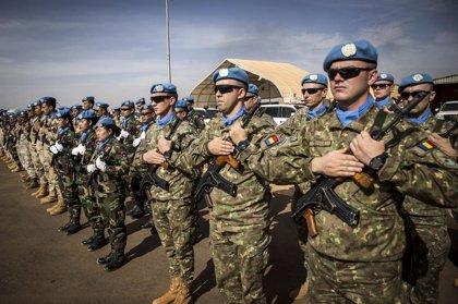 Malí.- Tres 'cascos azules' irlandeses heridos por un artefacto en el este de Malí