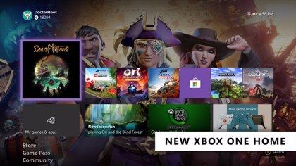 Xbox introduce la nueva pantalla de inicio y la posibilidad de descargar juegos individuales de paquetes en Game Pass