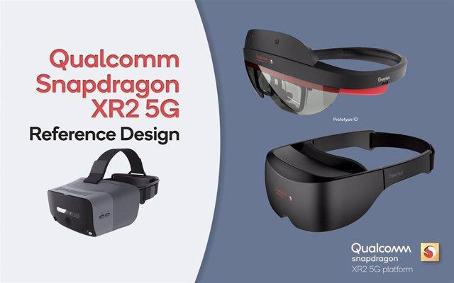 Snapdragon XR2 5G Reference Design, la nueva plataforma de realidad extendida de Qualcomm