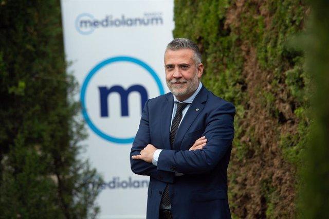 Javier Fano, responsable de Banco Mediolanum en Andalucia