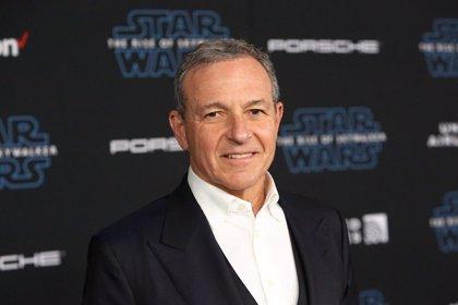 EEUU.- Robert Iger cede a Bob Chapek el puesto de consejero delegado de Disney
