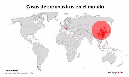 Confirmado un segundo caso de coronavirus en Cataluña