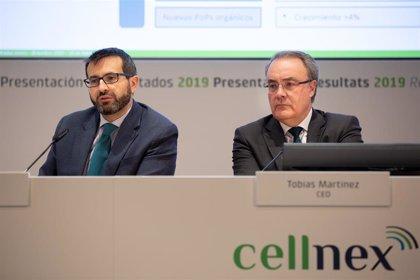 """Martínez (Cellnex), sobre la anulación del MWC: """"La feria tiene sentido si estamos todos"""""""