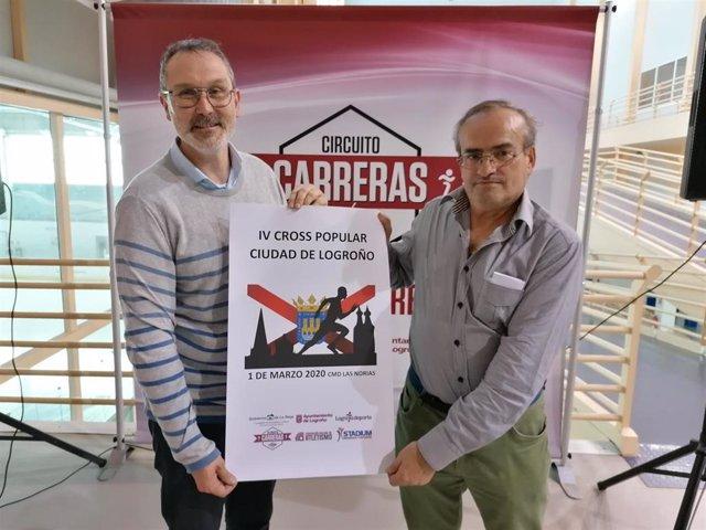 El IV Cross Ciudad de Logroño se celebra este domingo con un circuito por Las Norias