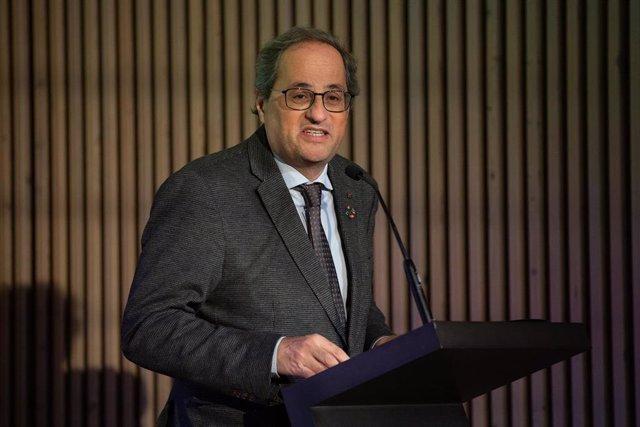 España.- La Justicia rechaza querella del PP contra Torra por usurpación de funciones y dice que sigue siendo presidente