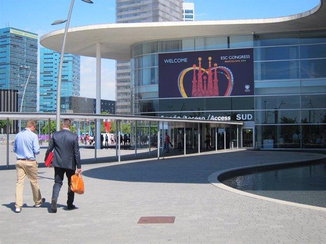 Recinto Gran Via de Fira de Barcelona. ESC Congress