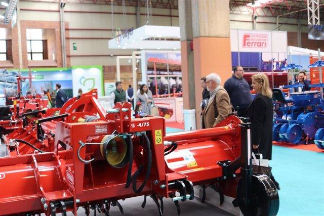 Feria Internacional de Maquinaria Agrícola (FIMA) 2020.