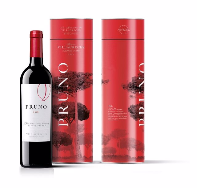 Economía.- Pruno, el icónico vino de Finca Villacreces, cumple 10 años con prese