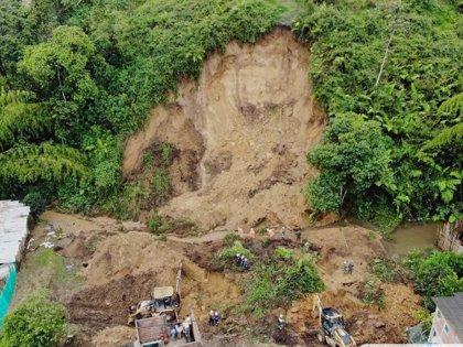 Colombia.- Al menos siete muertos por dos avalanchas en el norte de Colombia