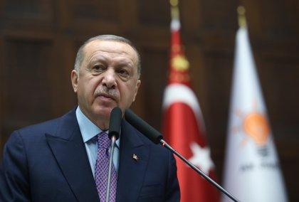 """Turquía.- La Fiscalía de Turquía abre una investigación por """"propaganda terrorista"""" contra el partido prokurdo HDP"""