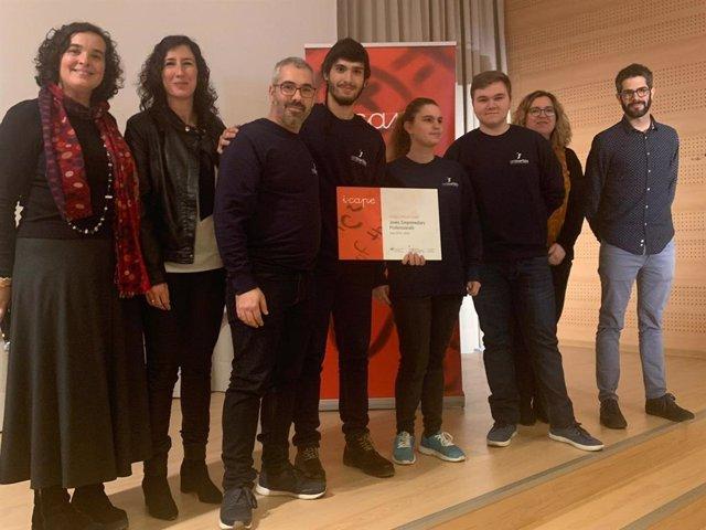 Premios ICAPE de FP de Grado Superior.