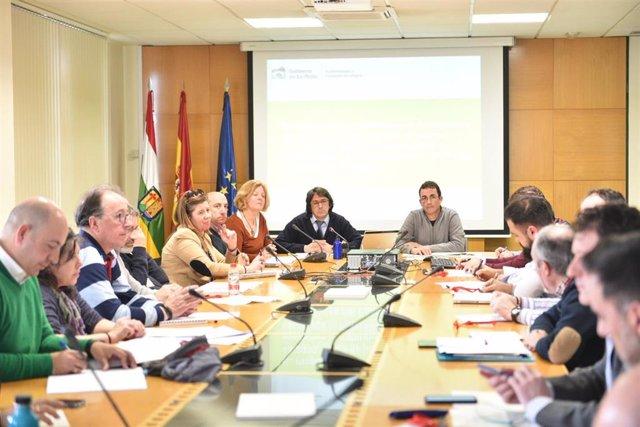 Reunión Consejo de Medio Ambiente
