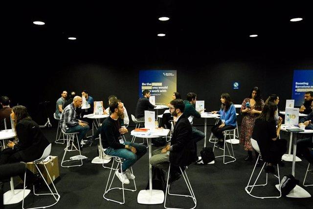 Unas 30 empresas y 600 candidatos participan en un 'speed dating' en la Tech Spirit Barcelona