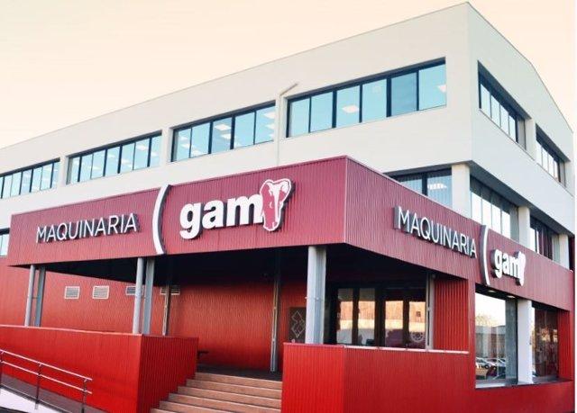 Sede de GAM en Asturias