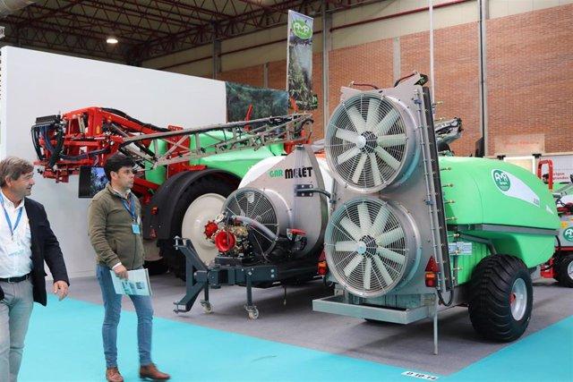 Feria Internacional de Maquinaria Agrícola (FIMA 2020).