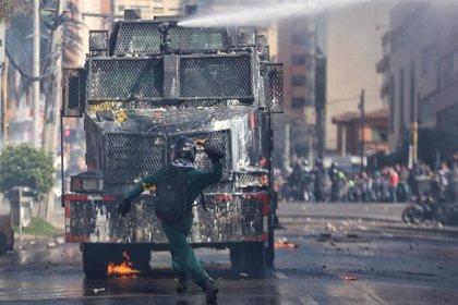 """Colombia.- La ONU pide una """"profunda transformación"""" de la Policía Antidisturbios de Colombia tras meses de protestas"""