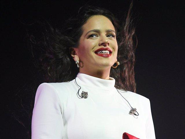 Rosalía triomfa en l'últim concert de la seva gira a Madrid (arxiu)