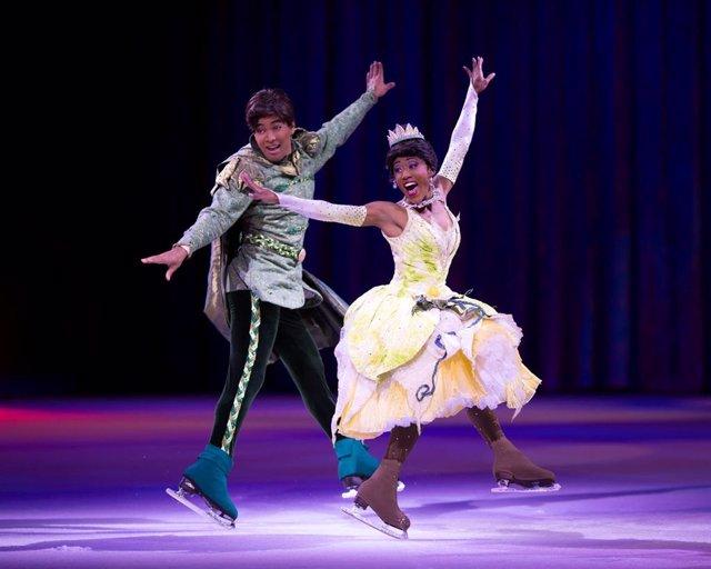 Disney on ice en Sevilla, Madrid y Barcelona