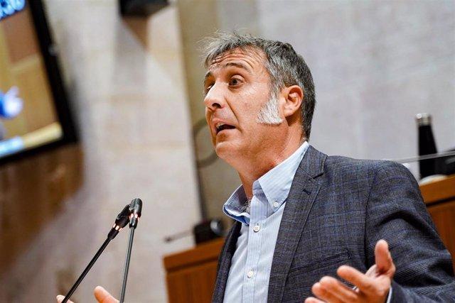 El diputado de Cs, Ramiro Domínguez