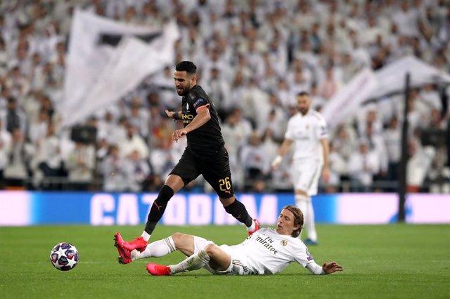 Fútbol/Champions.- El Real Madrid se desangra como local en la Liga de Campeones