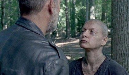 The Walking Dead: Samantha Morton explica la escena de sexo entre Alpha y Negan