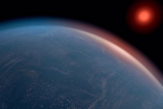 Un gran exoplaneta reúne condiciones idóneas para la vida