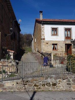 Pueblo de Cantabria