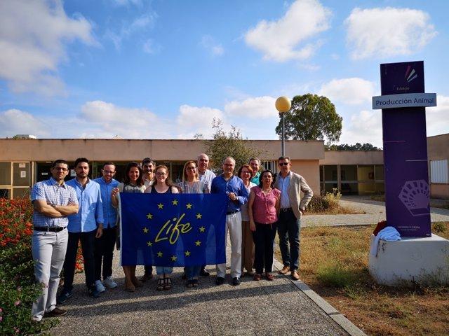 Córdoba.- La ganadería extensiva se ayuda de la innovación para hacer frente al