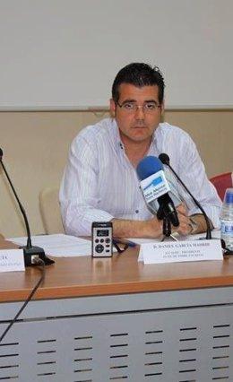 El ex alcalde de Torre Pacheco, Daniel García Madrid