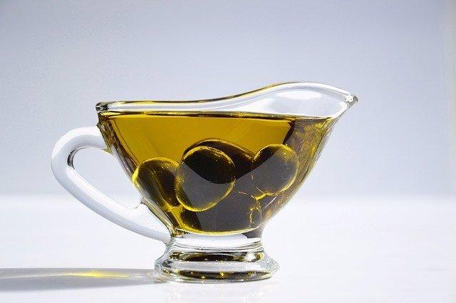 Aceite de oliva.