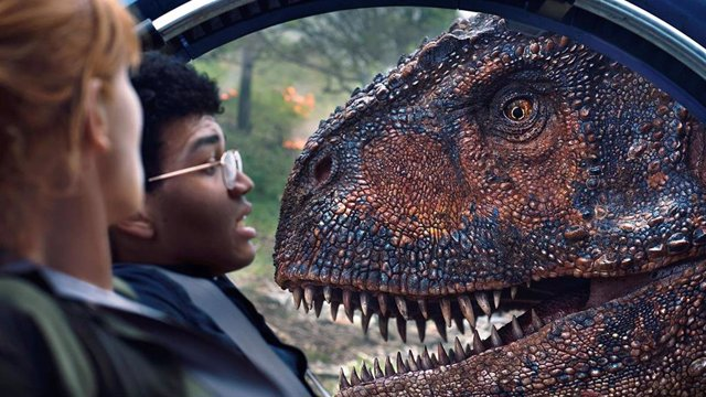 Imagen de Jurassic World: El reino caído