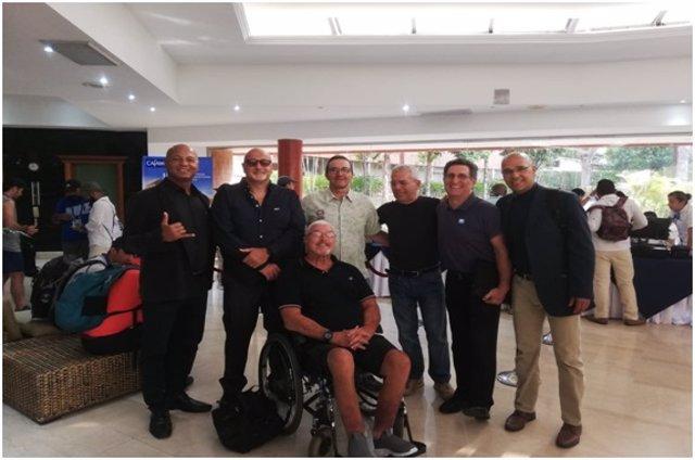 II Congreso Internacional de Salvamento, Socorrismo y Rescate Acuático en Colombia