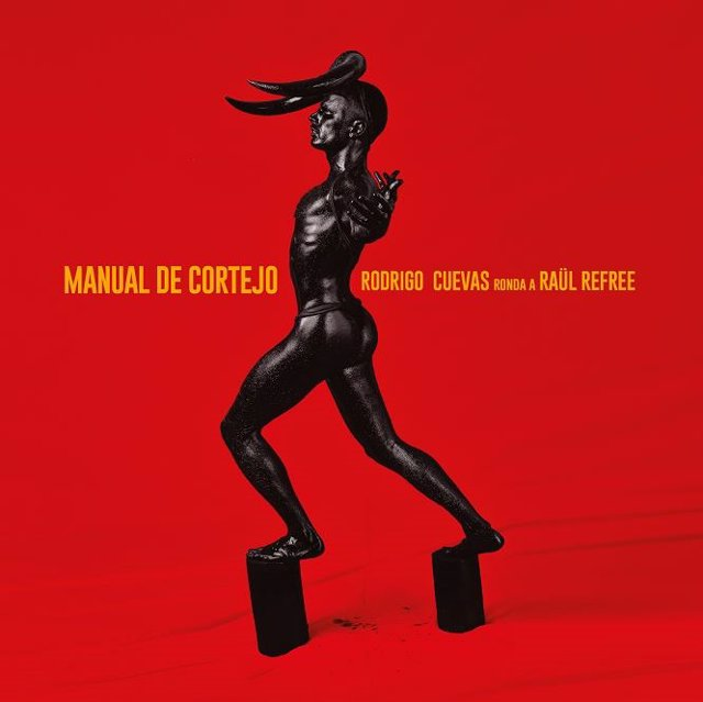 Portada del disco 'Manual de Cortejo', de Rodrigo Cuevas.