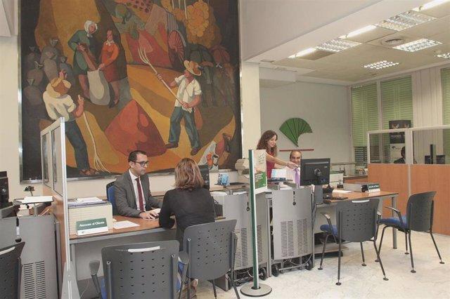 Unicaja Banco ofrece más de 300 millones de euros en préstamos con su colaboración un año más en las ayudas de la PAC